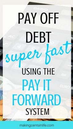 credit card tips Pay off debt fast using the Pay it Forward system! I share with you some of the tips I used to reduce our debt faster than what I thought ever possible! Debt Repayment, Debt Payoff, Debt Consolidation, Paying Off Credit Cards, Best Credit Cards, Debt Free Living, Debt Snowball, Pay It Forward, Get Out Of Debt