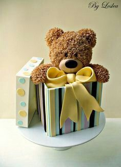 Box teddy