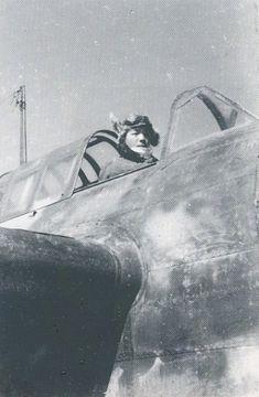 航空記録を保存していた横田1飛曹
