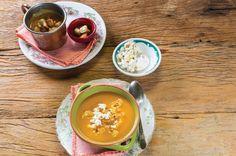 Sopa de cenoura com curry e leite de coco | Panelinha - Receitas que funcionam