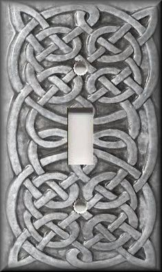 Celtic decor on pinterest tab top curtains switch for Celtic decorations home