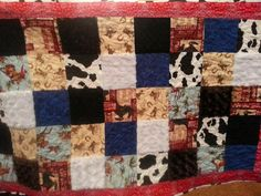 Western Patch Quilt