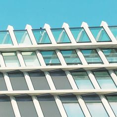 Blue white and grey parallelograms #igersmilano #igerslombardia #igersitalia #architecture #architecturelove #minimal