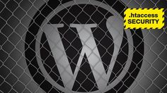 Protect WordPress sites with .htaccess: Configuring; Protecting access; Banning users; Details.