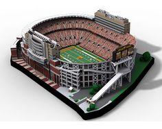 For Dad! Tennessee Vols 2015 Neyland Stadium Replica