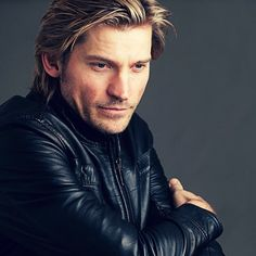 Nikolaj Coster-Waldau from Game of Thrones. Totally hate his character but have to admit he is pretty hot.