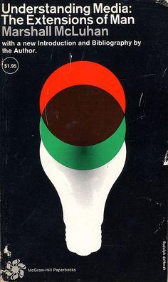 Rudolph de Harak / Understanding Media — #Book #Paperback #Cover