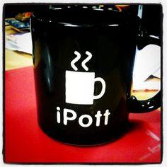 iPott Mugs, Coffee, Tableware, Kaffee, Dinnerware, Tumblers, Tablewares, Cup Of Coffee, Mug