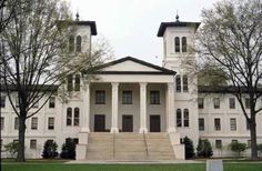 """Old Main,"" Wofford College...can I go back to college, please?"