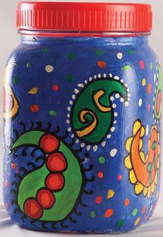 Color your bottles.