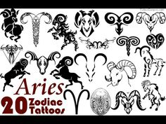 Aries Tribal Tattoo Related Keywords & Suggestions - Aries Tribal ...