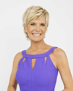 Debby Boone cute hair
