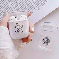 Unique Designs - AirPods - Case in a Box-Diseños Únicos – AirPods – Case in a Box Unique Designs – AirPods – Case in a Box - Iphone 7, Coque Iphone, Apple Iphone, Iphone Cases, Cute Ipod Cases, Airpods Apple, Phone Accesories, Accessoires Iphone, Earphone Case