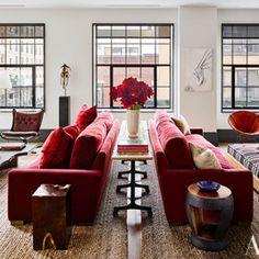 Naomi Watts and Liev Schreiber's Stunning New York City Apartment Photos | Architectural Digest