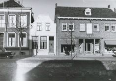 Noordhaven 96 manufakturenhandel Dirkzweager, 98 dit was rond 1900 de bakkerij van A. Voeten en 100 de vroegere Coöperatieve Raiffeisenbank