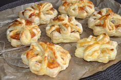 DSC_0600 Shrimp, Bacon, Appetizers, Snacks, Cookies, Meat, Food, Tapas Food, Crack Crackers