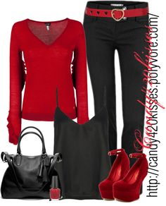 """Untitled #705"" by candy420kisses on Polyvore"