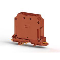 AVK70; Клеммник на DIN-рейку 70мм.кв. (красный). 304194 Electrical Equipment