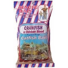 Magic Bait Crawfish/Chicken Blood 10oz