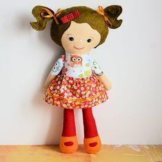 Lalka Rojberka - słodki łobuziak - Oliwka - 50 cm Dolls, Baby Dolls, Puppet, Doll, Baby, Girl Dolls