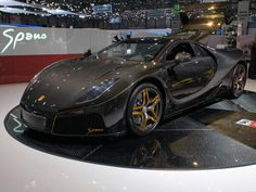 Rare and very exotic cars at the 2013 Geneva auto show (pictures) - CNET - Page 16