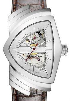 ♂ Hamilton Ventura H24515551 from http://www.watchismo.com/