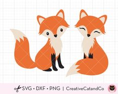 Baby Fox Face SVG DXF, Cuttable Baby Boy Fox, Cute Boy Fox Face and Tail svg and dxf Cut File for Cricut and Silhouette, Commercial Use Fuchs Silhouette, Silhouette Clip Art, Forest Animals, Woodland Animals, Fuchs Illustration, Fox Images, Fox Drawing, Fox Painting, Fox Face