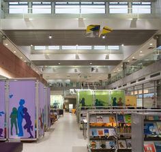 São Paulo Library / Aflalo and Gasperini Architects