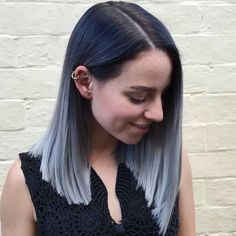 Head over heels newtown gray ombre