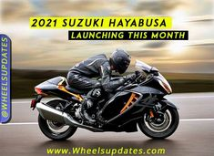 It is about the launch date of 2021 Suzuki Hayabusa Suzuki Hayabusa, Suzuki Motorcycle, Product Launch, India, Vehicles, Goa India, Car, Indie, Vehicle