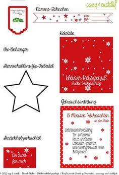 Adventskalender Türchen Nr. 16: Besinnlichkeit schenken – Weihnachten in der Tüte