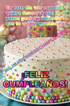 imagenes de cumpleaños con pasteles