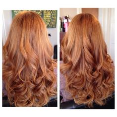 Hair Color Strawberry Blonde