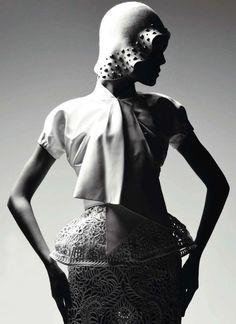 patrick+demarchelier+dior+ | Dior Couture by Patrick Demarchelier