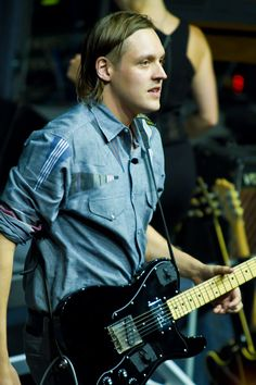 This is thee Win Butler of Arcade Fire