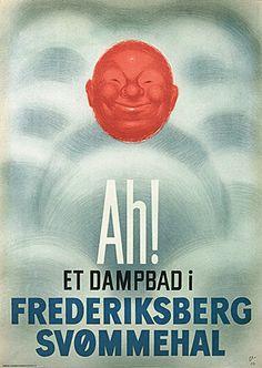 Arne Ungermann - Frederiksberg Svømmehal