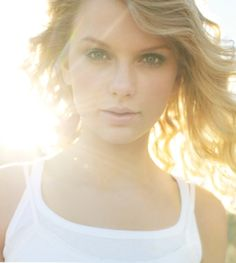 Taylor Swift. Yes damn it! I love her music and I sing along to all her songs. I don't care how old I am !