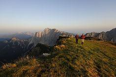 Der Panoramaweg Südalpen - (c) Carnica Region Rosental - Wolfgang Ehn Portal, Half Dome, Austria, Monument Valley, Mountains, Nature, Travel, Tourism, Hiking