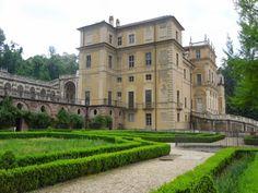 architect design™: Inside the Villa della Regina; an 18th century ...