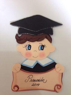 Diy Crafts Slime, Foam Crafts, Diy And Crafts, Arts And Crafts, Paper Crafts, Graduation Images, Graduation Crafts, Graduation Theme, Diy For Kids