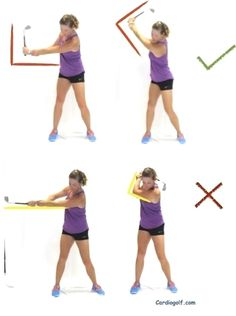 Simple golf tips. Learn how to develop into a significantly better golf player.