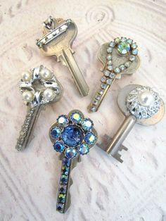 crafts keys - Buscar con Google