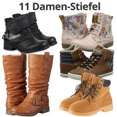 11 Stiefel für Frauen – Ital-Design, Stiefelparadies, Rieker #stiefel #boots #winter #style #fashion #outfit
