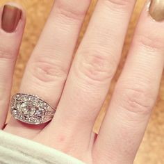 Stone Fox Rings