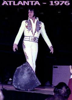 Elvis, Atlanta, GA 1976