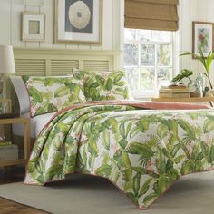Found it at Joss & Main - 3-Piece Aregada Dock Cotton Quilt Set by Tommy Bahama