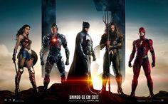 Depois da prévia da Comic Com, dos cartazes e teasers, Liga da Justiça,longa dirigido por Zack Snyderreunindo os heróis Batman (Ben Affleck), Superman (Henry Cavill), Mulher-Maravilha (Gal Gadot)…
