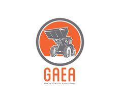 Gaea Heavy Vehicles Logo