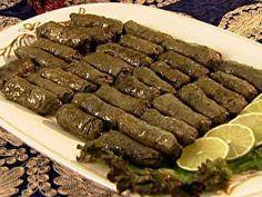 Receitas árabes para a ceia de Natal