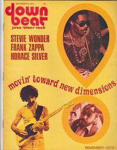 Wonder and Zappa.